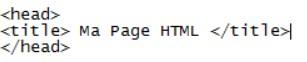 balise title code html