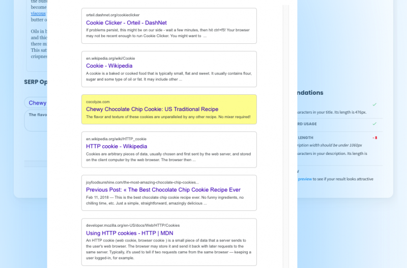 serp preview tool cocolyze